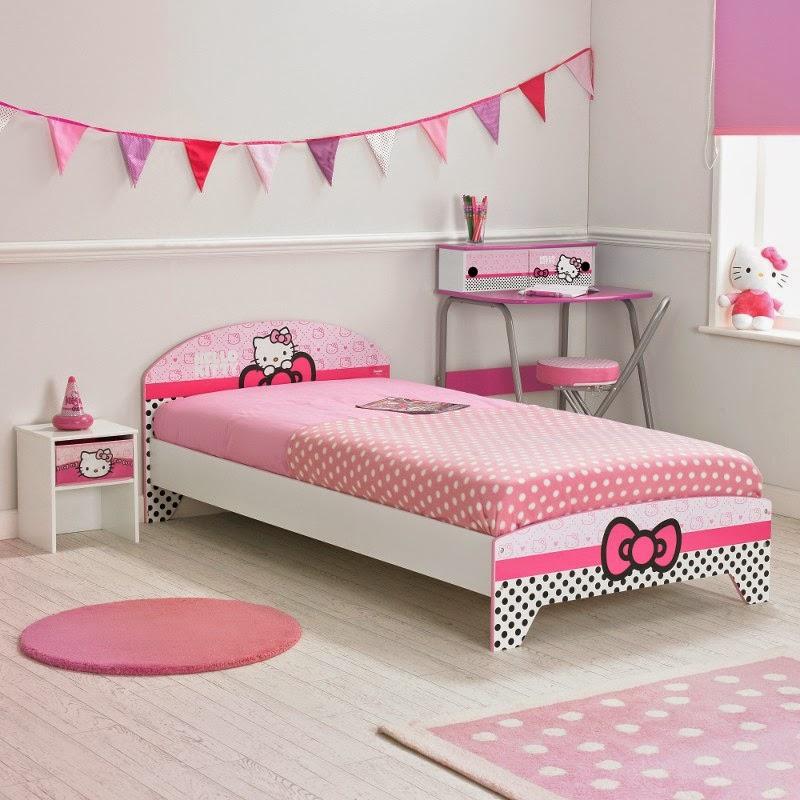 Decoracion Kitty Habitaciones ~ Cuarto tem?tico de Hello Kitty donde vemos que no s?lo el rosa y