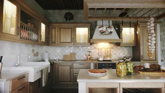 genie bricolage d coration des id es de cuisine traditionnelle luxe. Black Bedroom Furniture Sets. Home Design Ideas