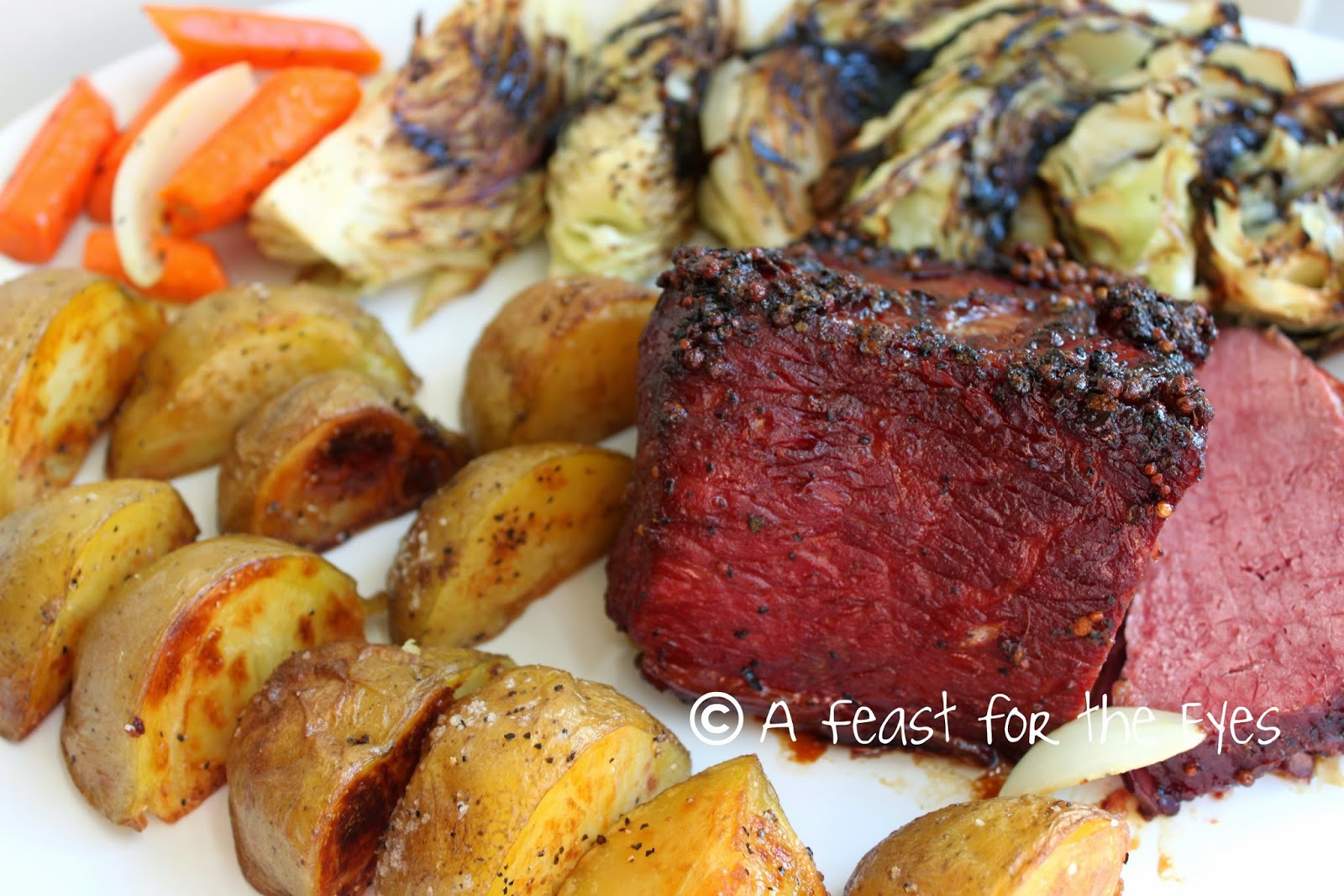 balsamic glazed short ribs roast beef with balsamic glazed vegetables ...