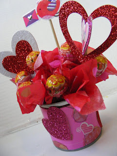 Lollipop Love Bouquet