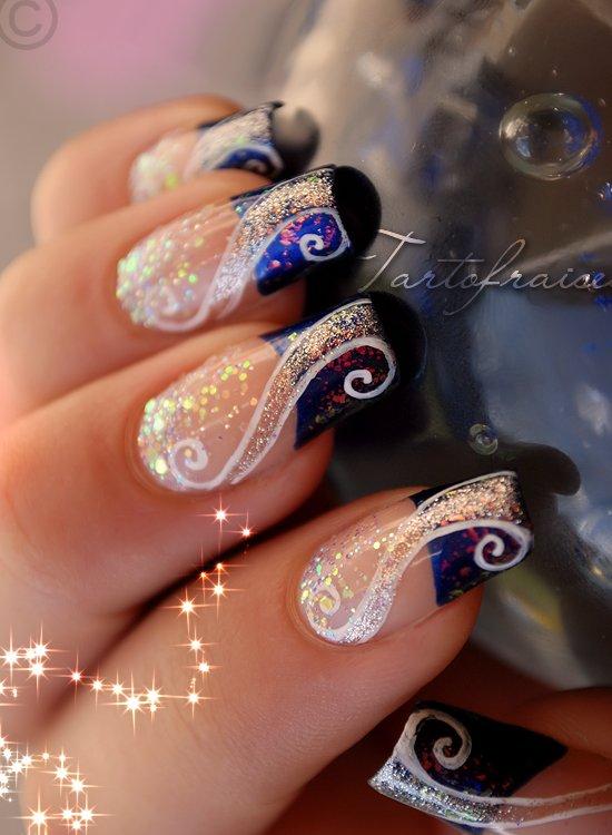 Nail art: French Manicure