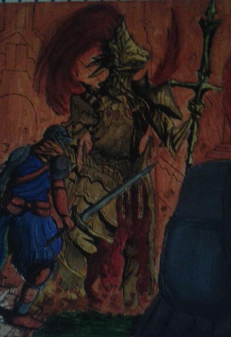 Ilustración de Samuel Chacón Uría