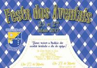 PORTALEGRE: FESTA DOS AVENTAIS