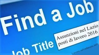 assunzioni-lavoro-infermieri-medici-nel-Lazio