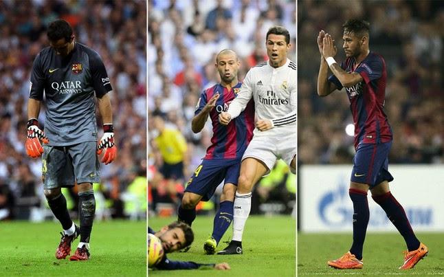 Sau vòng 9 La Liga: Lột mặt nạ