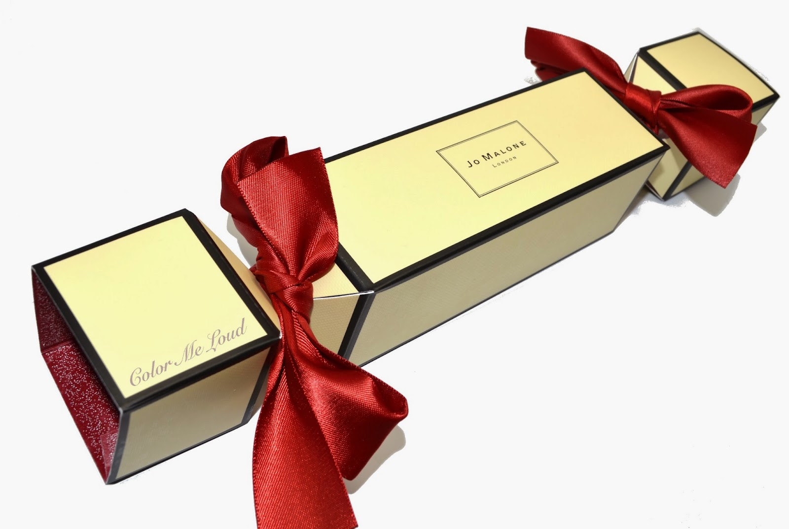 last minute gift idea jo malone christmas cracker color