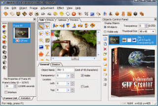 Download EximiousSoft GIF Creator 7.21 Including Patch URET