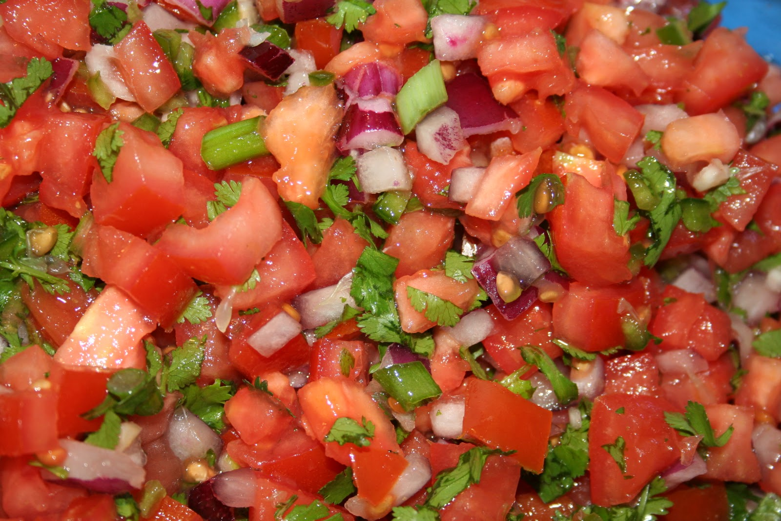 Budget Paleo...Made Easy: PIco de Gallo