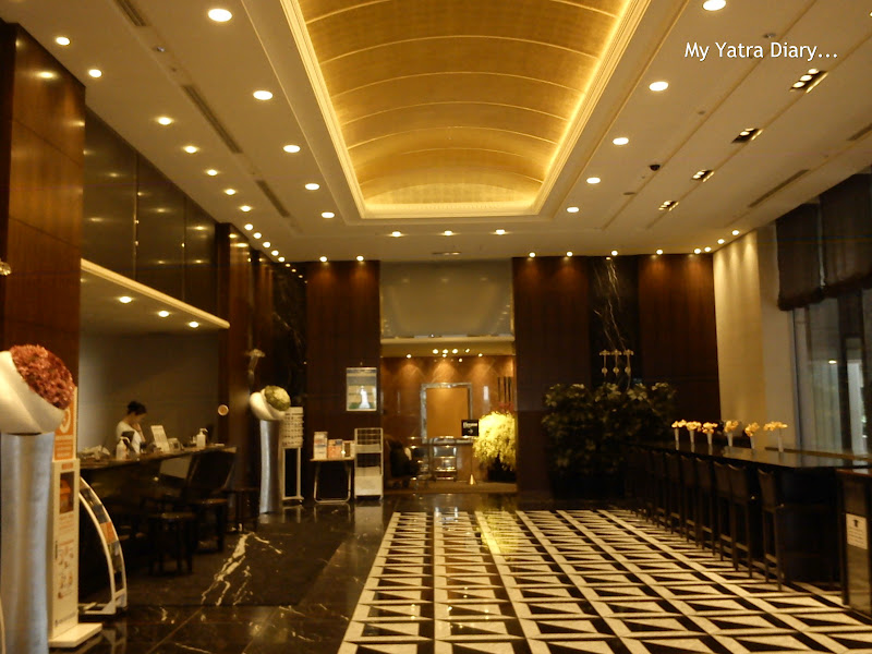 yatra diary where to stay in tokyo hotel villa fontaine roppongi