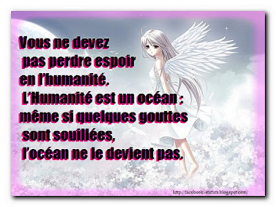 mot pour facebook, citation facebook