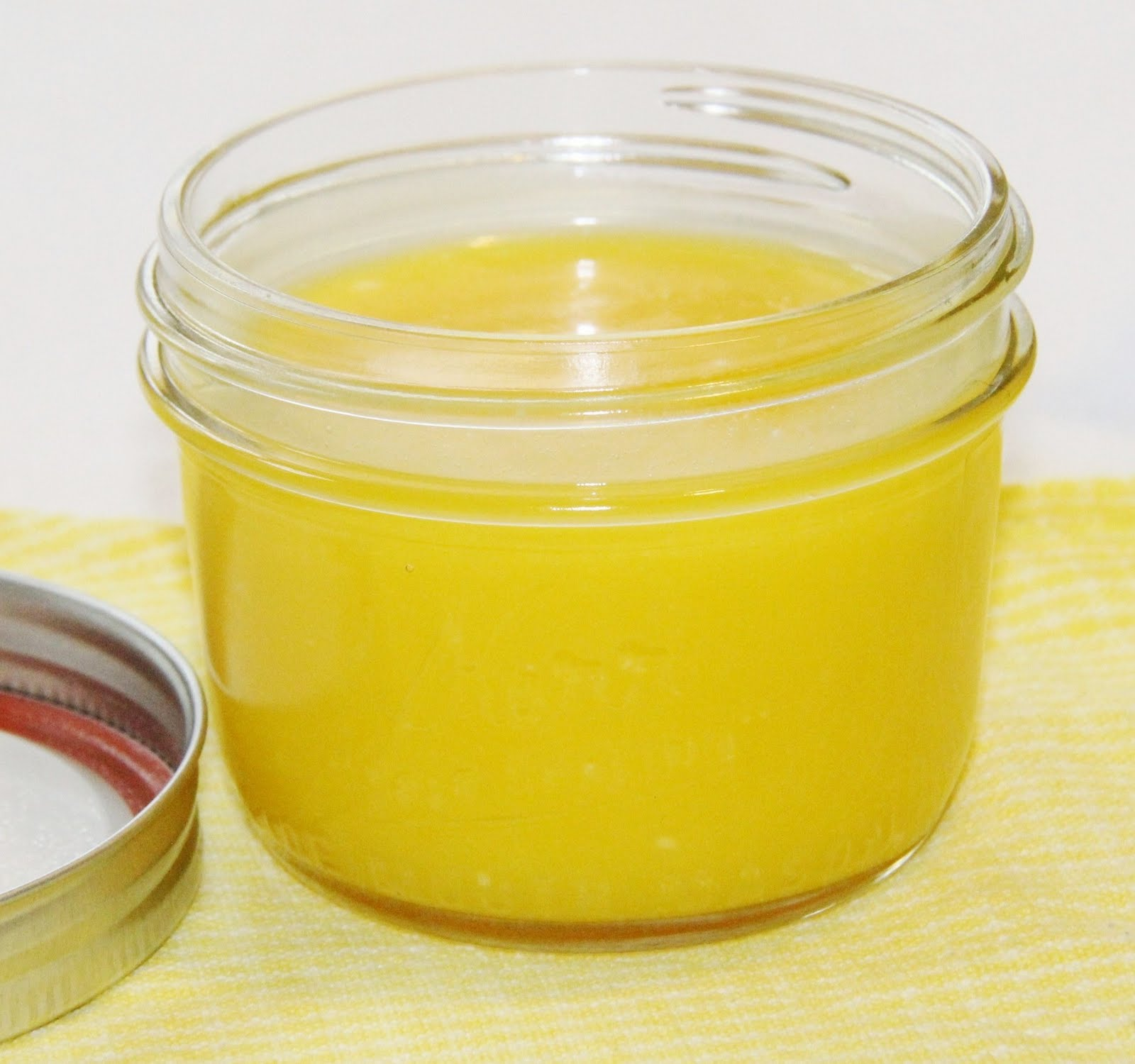 how to make lemon curd spread