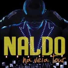 naldo - CD Naldo - Na Veia Tour (2011)