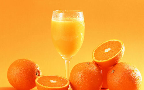 Jugo de naranja - Orange juice - Meatdrink