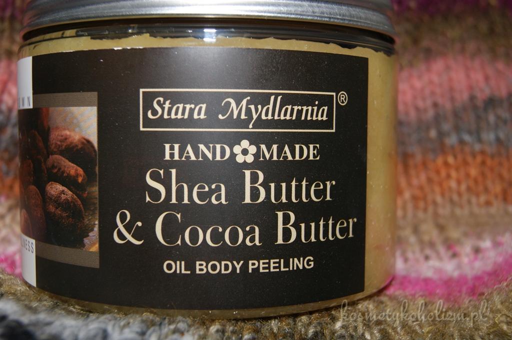 Stara Mydlarnia Peeling olejowy Shea & Cocoa Butter