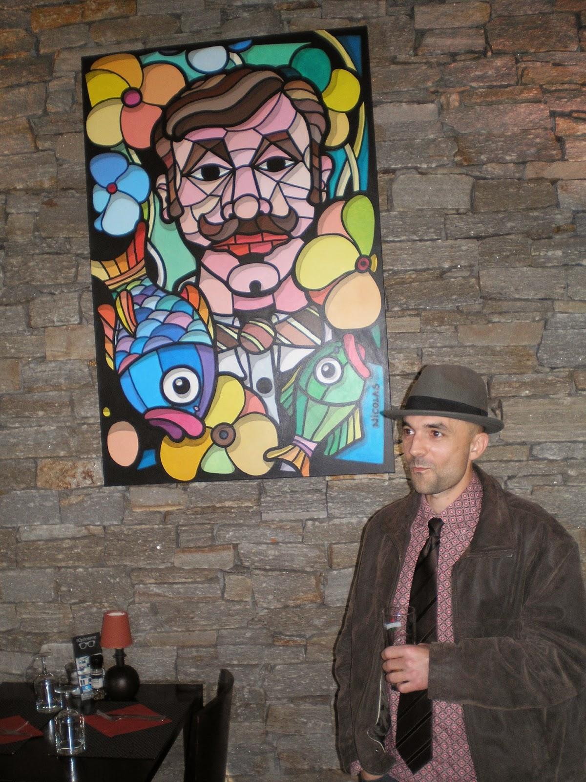Blogarat Didier Nicolas Artiste Peintre