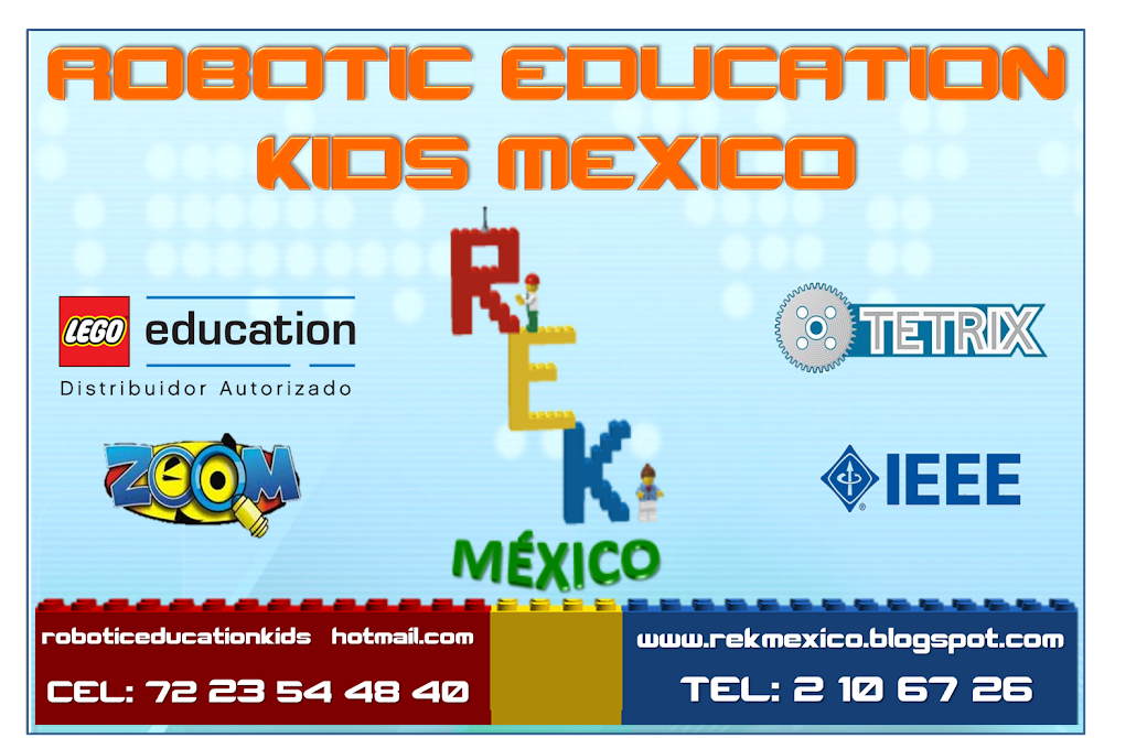 ROBOTIC EDUCATION KIDS MEXICO