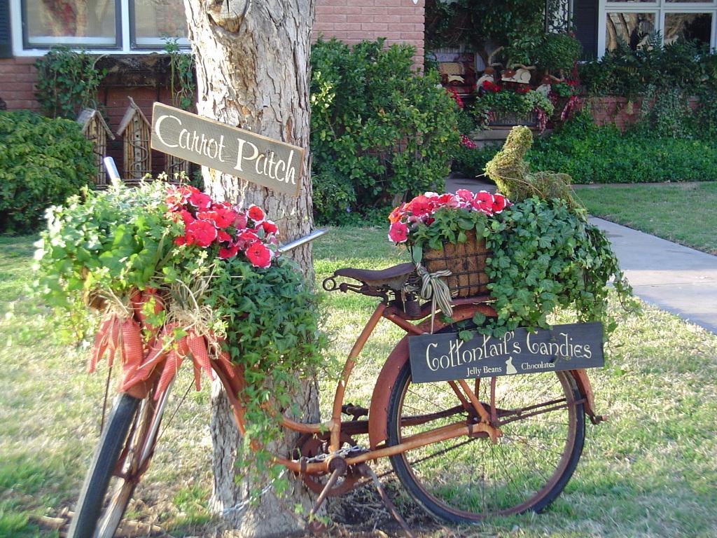 Birdcage: Decoration Ideas...refresh Your Garden