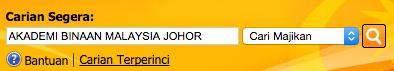 JobsMalaysia.gov.my Carian Majikan Akademi Binaan Malaysia Johor