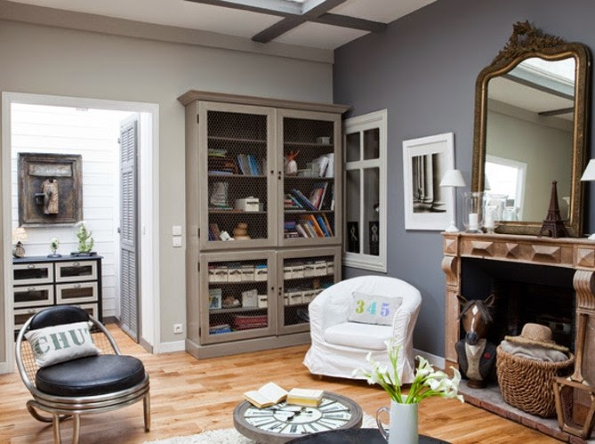 decotips consigue un look vintage en el sal n en 5 pasos decoraci n. Black Bedroom Furniture Sets. Home Design Ideas