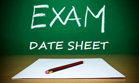 Eligibility Test 2014- Important Dates, Exam Date Sheet Schedule ...