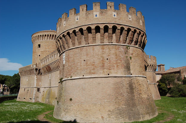 World Heritage The Castello di Giulio II Italy