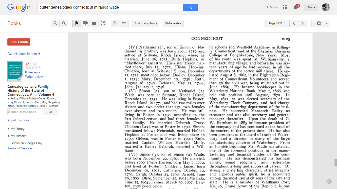 To Cite This Book Found On Google Books, I Needed To Add The Book  Publicationrmation