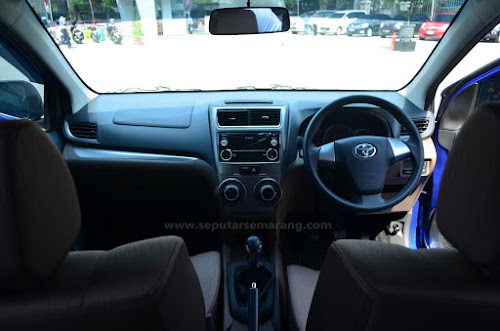 Dashboard New Avanza 2015