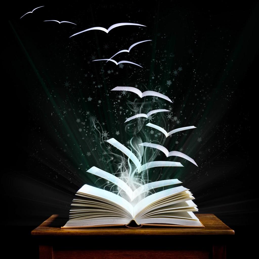 كتاب يطير