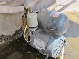 Sakelar Otomatis Pada Mesin Pompa Air