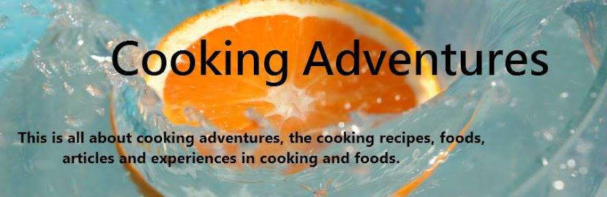 Cooking Adventures