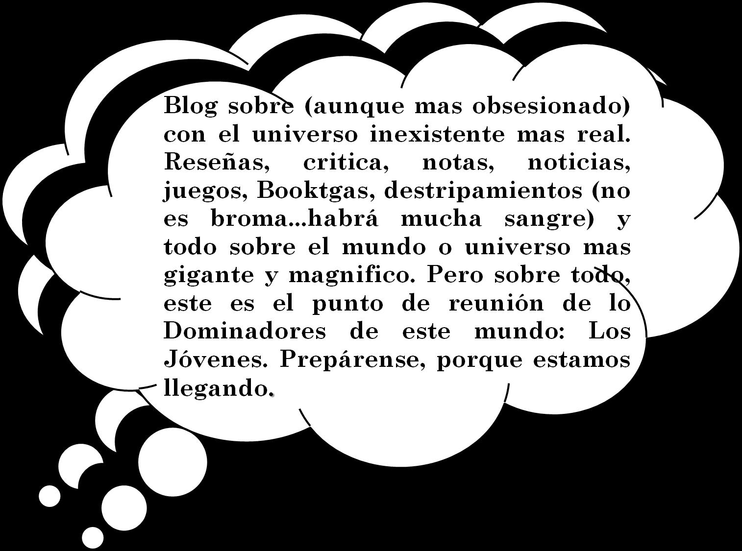 Sobre el blog: