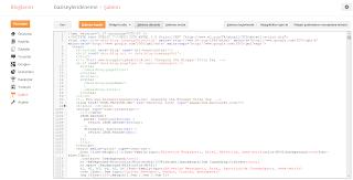 kodların bulunduğu sayfa
