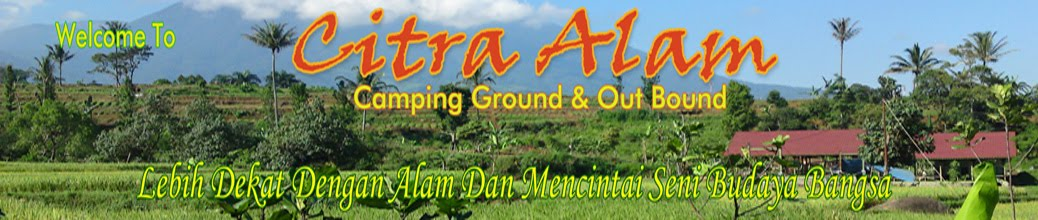Citra Alam Camping Ground dan Outbound