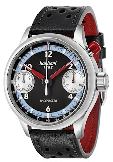 Montre Hanhart Pioneer Racemaster GTM référence 737.670-001