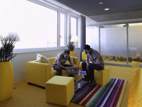 google office zurich. GOOGLE Inc - Zurich Office