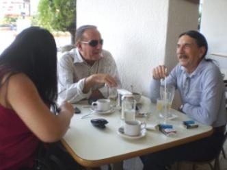 CHORCHA DOMINICAL EN EL CAFÉ
