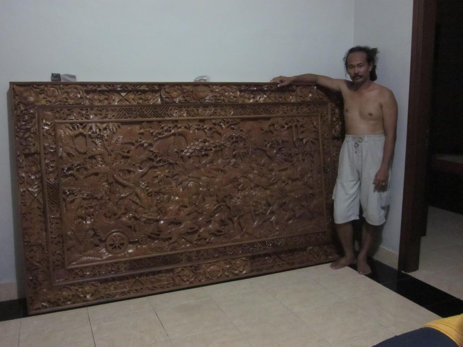 Ukiran Kayu Bali http://geraianekapigura.blogspot.com/2012/08/ukiran ...