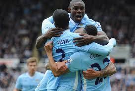 Hasil Pertandinga Manchester City vs QPR 13 Mei 2012