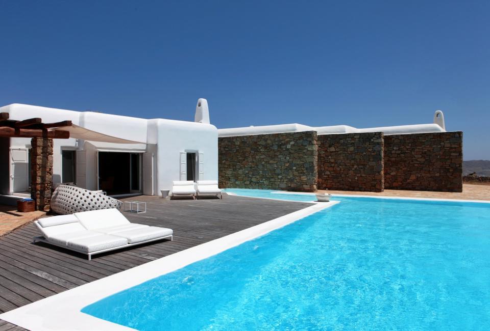 Modern Greek House Design Trend Home Design And Decor