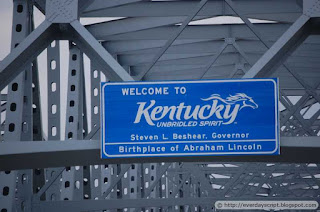 Everyday Script Kentucky Birthplace Of Abraham Lincoln