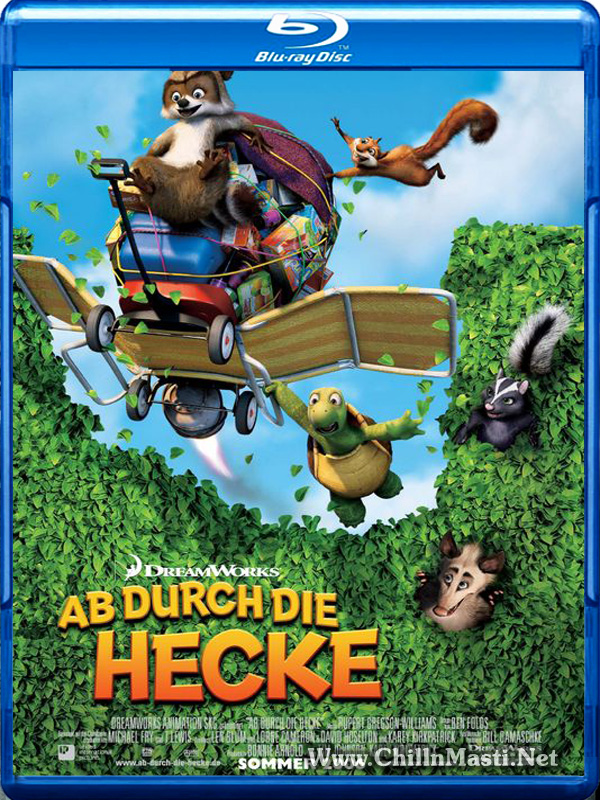 over the hedge  2006  brrip dubbed in hindi 1080p  dual