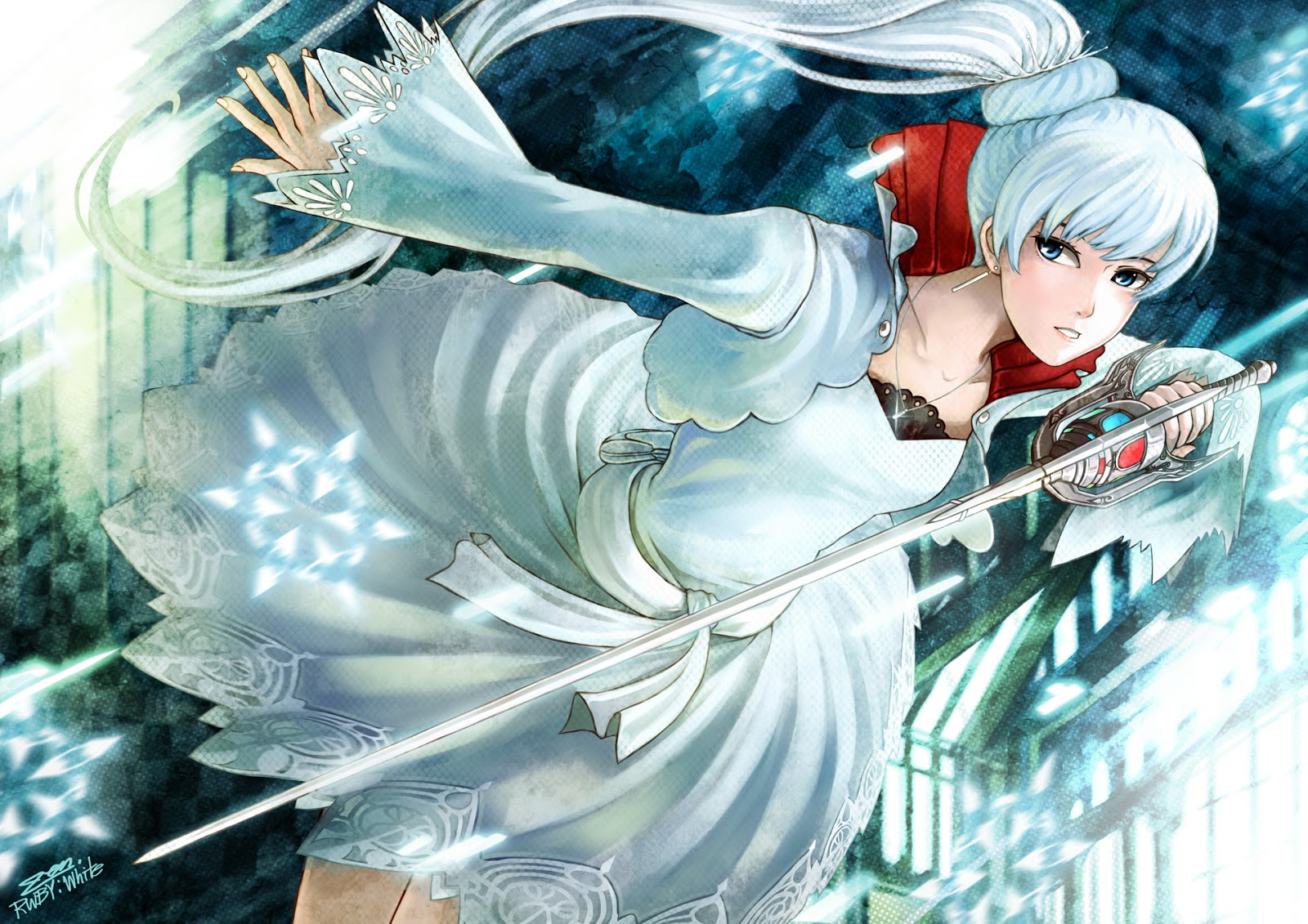 rwby weiss wallpaper - photo #20