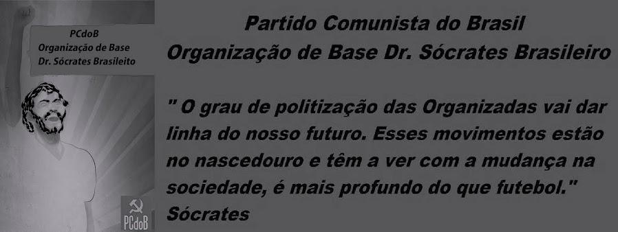 PCdoB - Organização de Base Dr. Sócrates