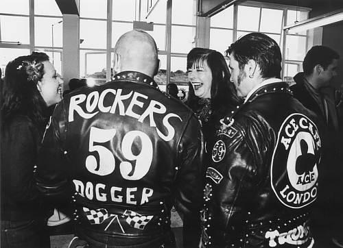 60's: mods vs. rockers