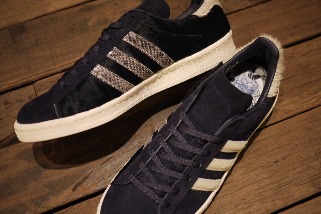 check out a2a93 f7958 ... ZOZOTOWN x adidas Originals Campus 80s ...