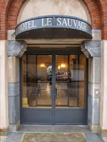 Daniela wurdack l 39 hotel le sauvage de besan on - Hotel le sauvage besancon ...