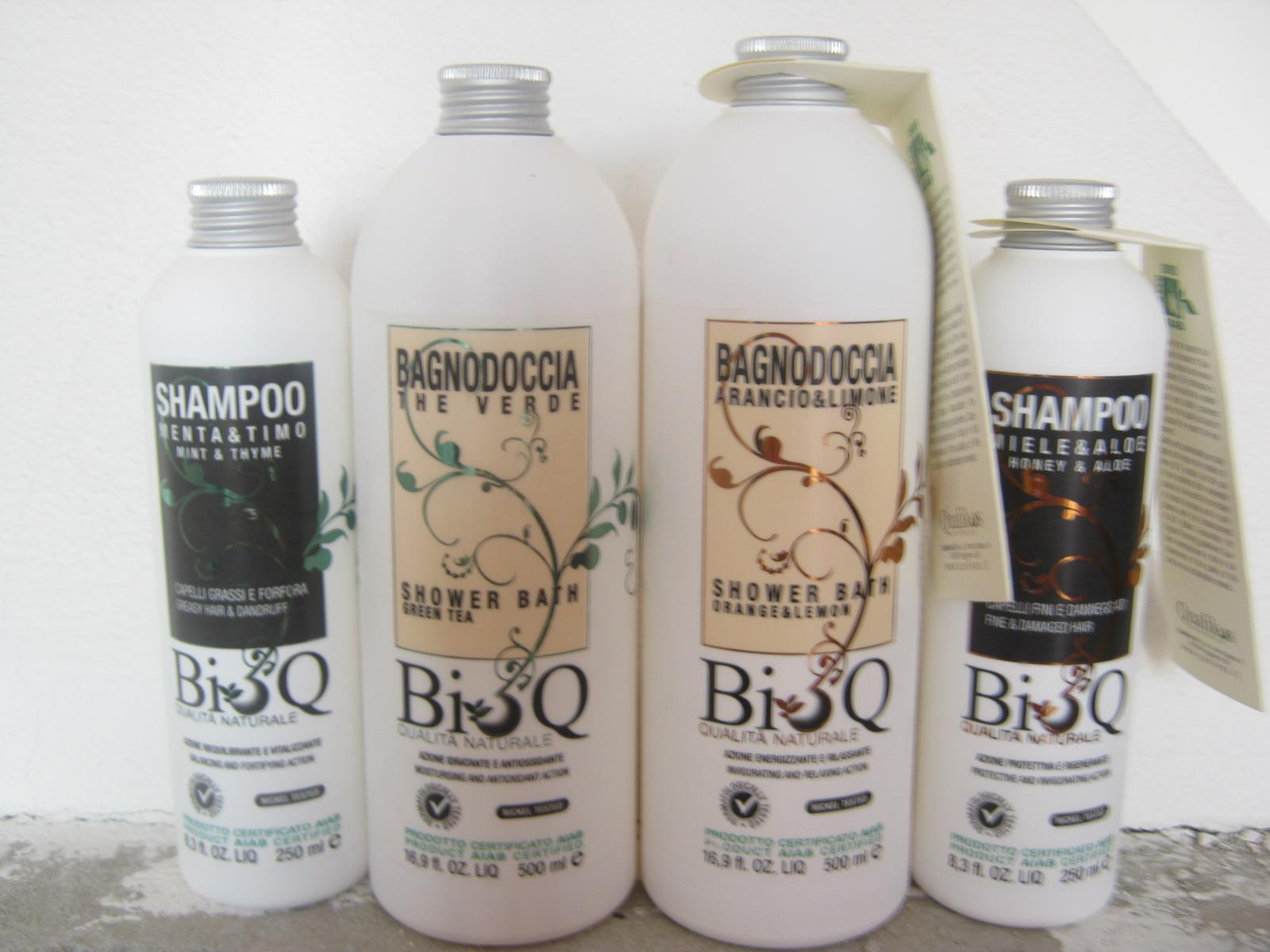 Bagnoschiuma Bio : Erbe frutti e spezie: shampoo e bagnoschiuma bio q con un buon inci