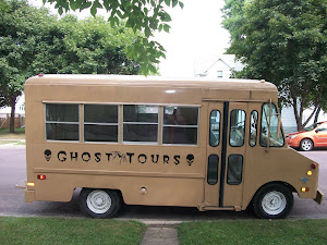 The Ghost Tour Bus Is Ready To Howl