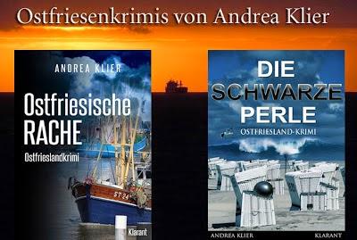 Ostfrieslandkrimis von Andrea Klier