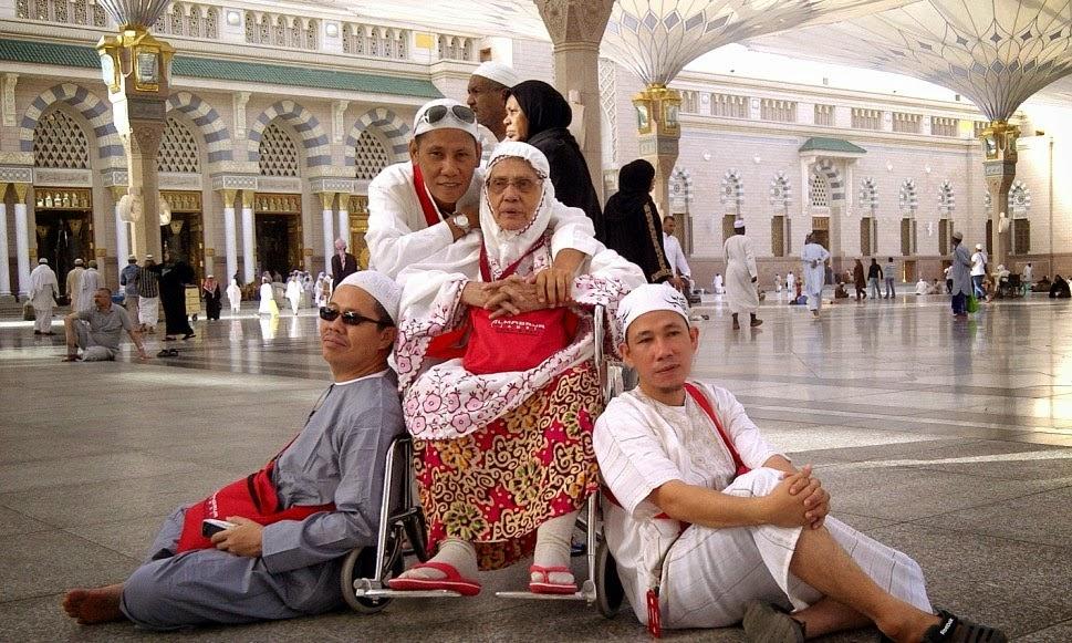 Perlengkapan Haji dan Umroh 2014